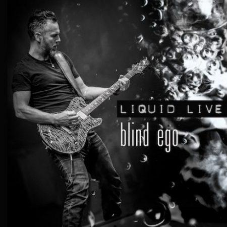 Blind Ego | Liquid Live | CD&DVD