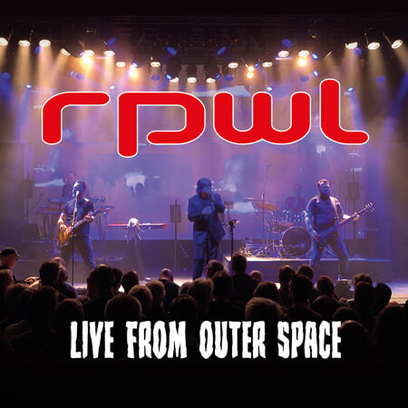 RPWL   Live From Outer Space