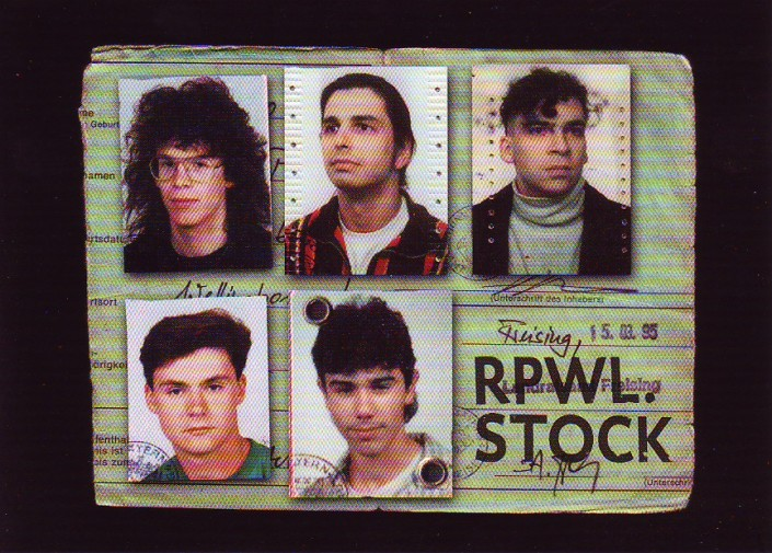 "RPWL ""Stock"" Rarities"