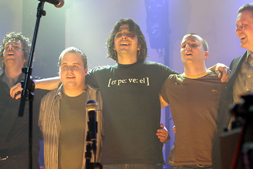 "RPWL | TV show ""WDR Rockpalast"" 2005"